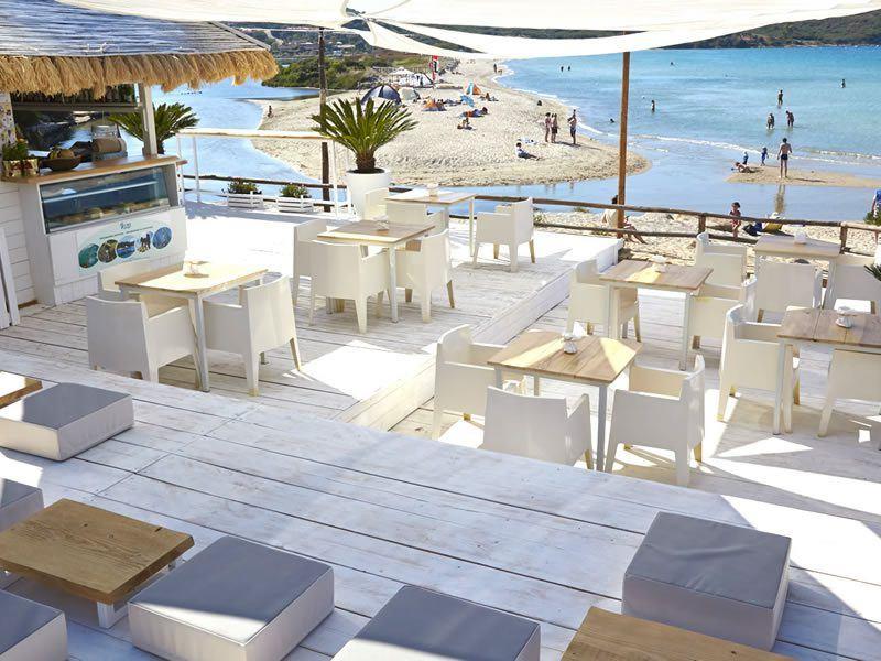 Strandbar Tavernetta Beach Lu Nibareddu